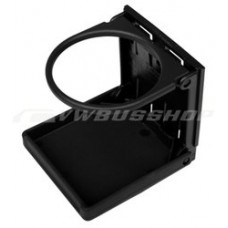 Cup holder, black, OEM style, 255 000 020