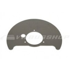 Brake rotor back plate, RH or LH, '86 ~ '91, Stainless Steel, 251 407 340A VA