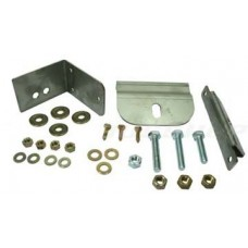 Grey water tank, mounting bracket kit, T3, 251 000 001