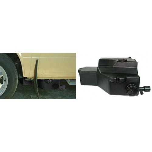 Vw Bus Air Conditioning Kit >> Grey water holding tank, T3, 255 070 814C