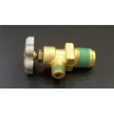 Service outlet valve, AS11C