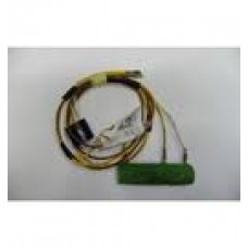 Ballast resisitor for fresh air fan with wiring harness, 251 971 281