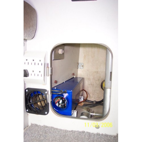 Vw Bus Air Conditioning Kit >> PROPEX HS2000 heater with one outlet vehicle kit