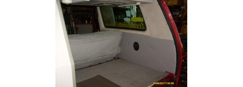 Westy New Interior